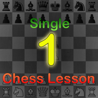 Purchase a Single Chess Lesson!